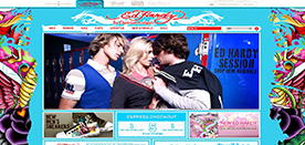 Ed Hardy Category Page