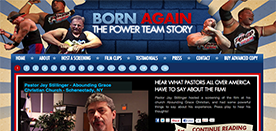 Power Team Homepage