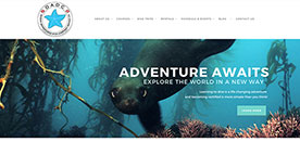 Ocean Dive Adventures Home Page