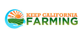 Keep California Farming CA Grown Foods