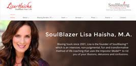 Lisa Haisha Website