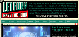 Let Fury Have the Hour - Blog