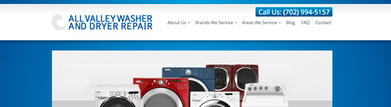 All Valley Washer and Dryer Repair