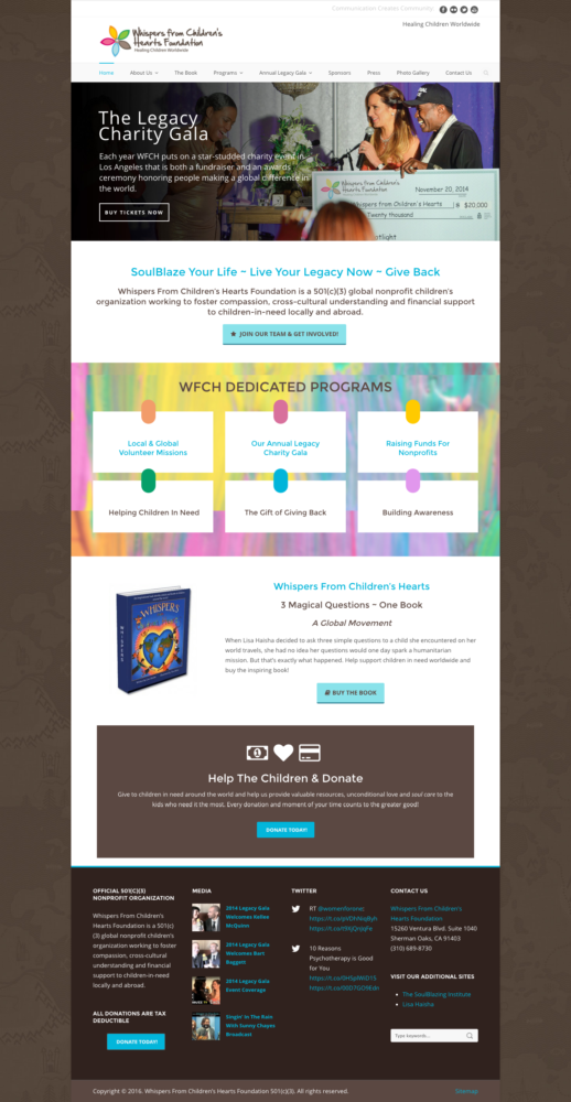 WFCH Homepage